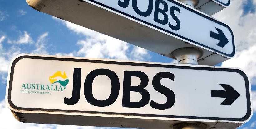 Australian Immigration Agency: Jobs opportunity