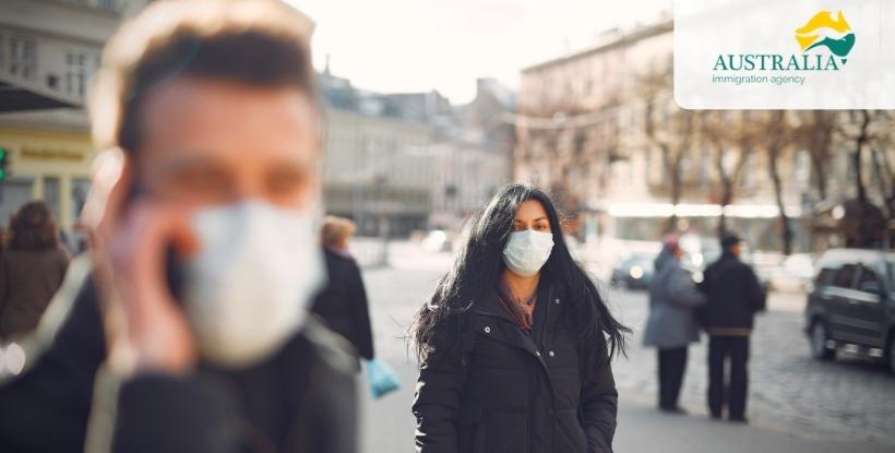 Australian Immigration Agency: Pandemic