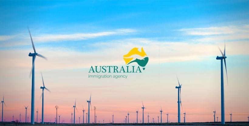 Australian Immigration Agency: Clean Energy