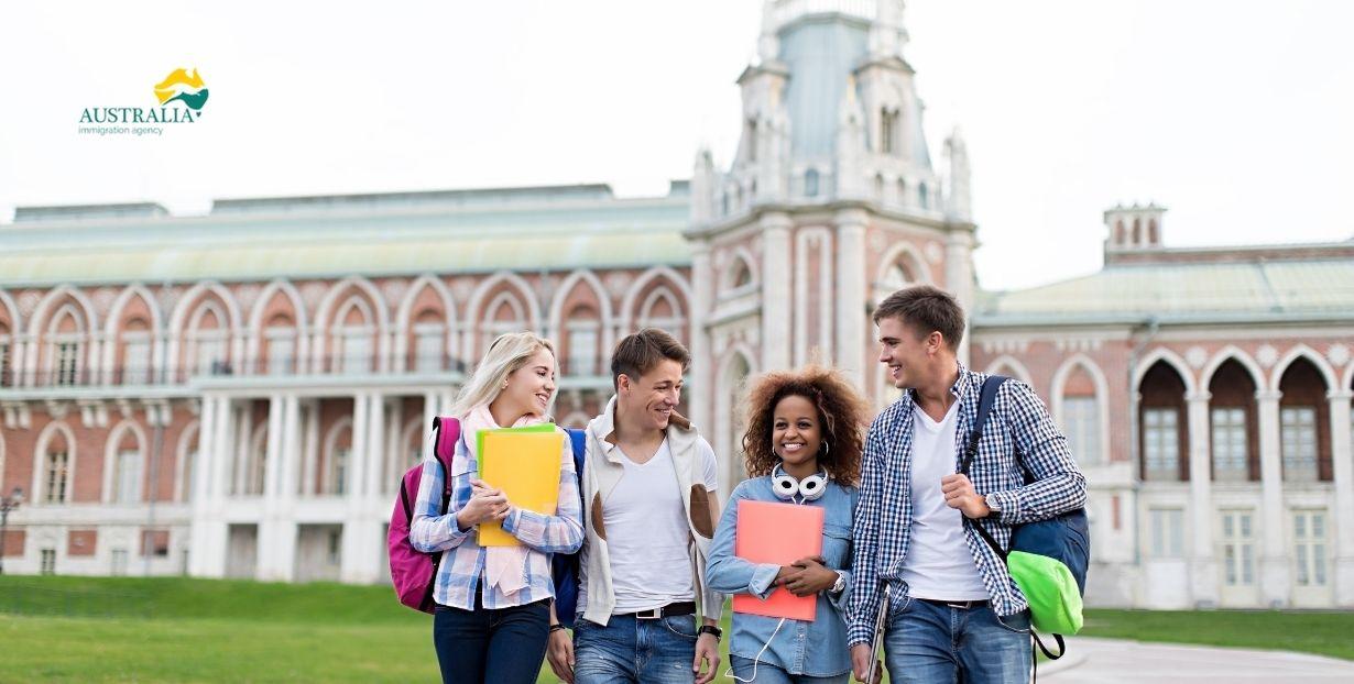 Australia Immigration Agency -High Education