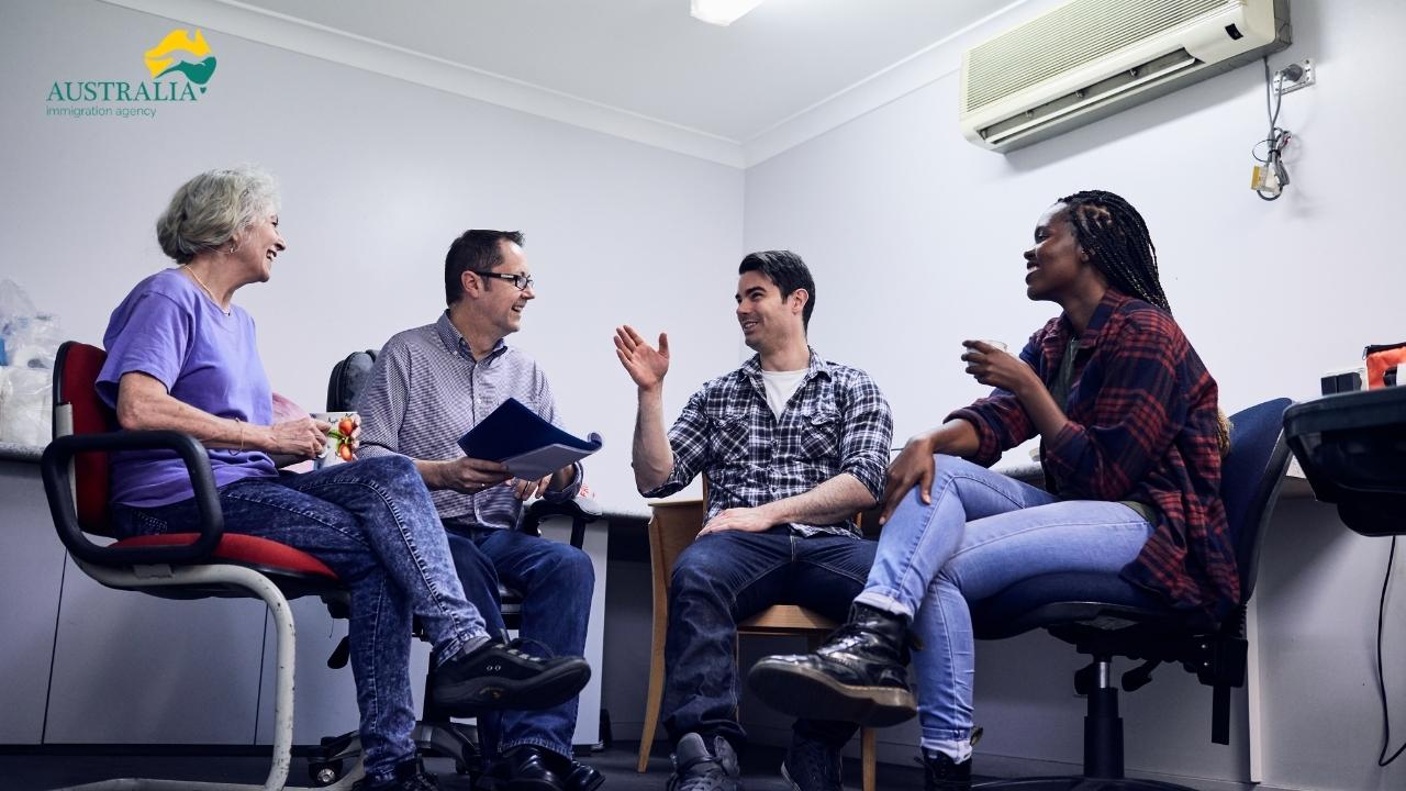 Australia Immigration Agency - Jobs